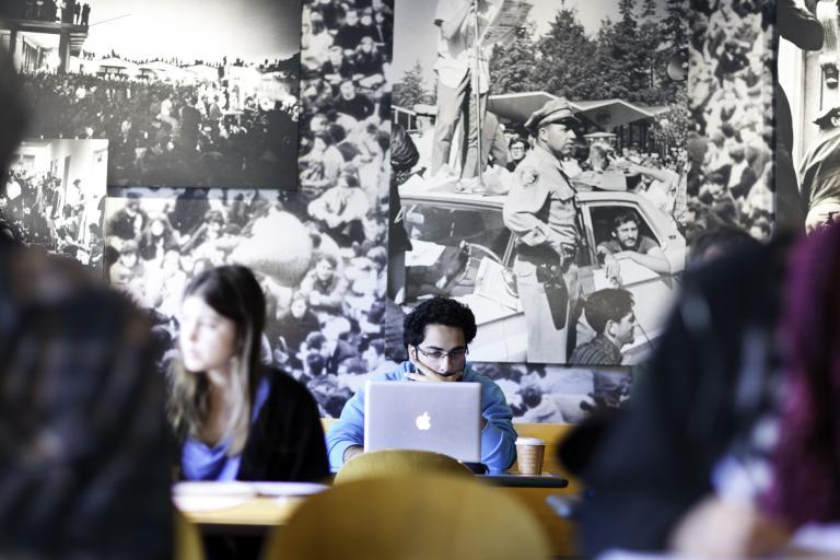 Free Speech Movement Cafe