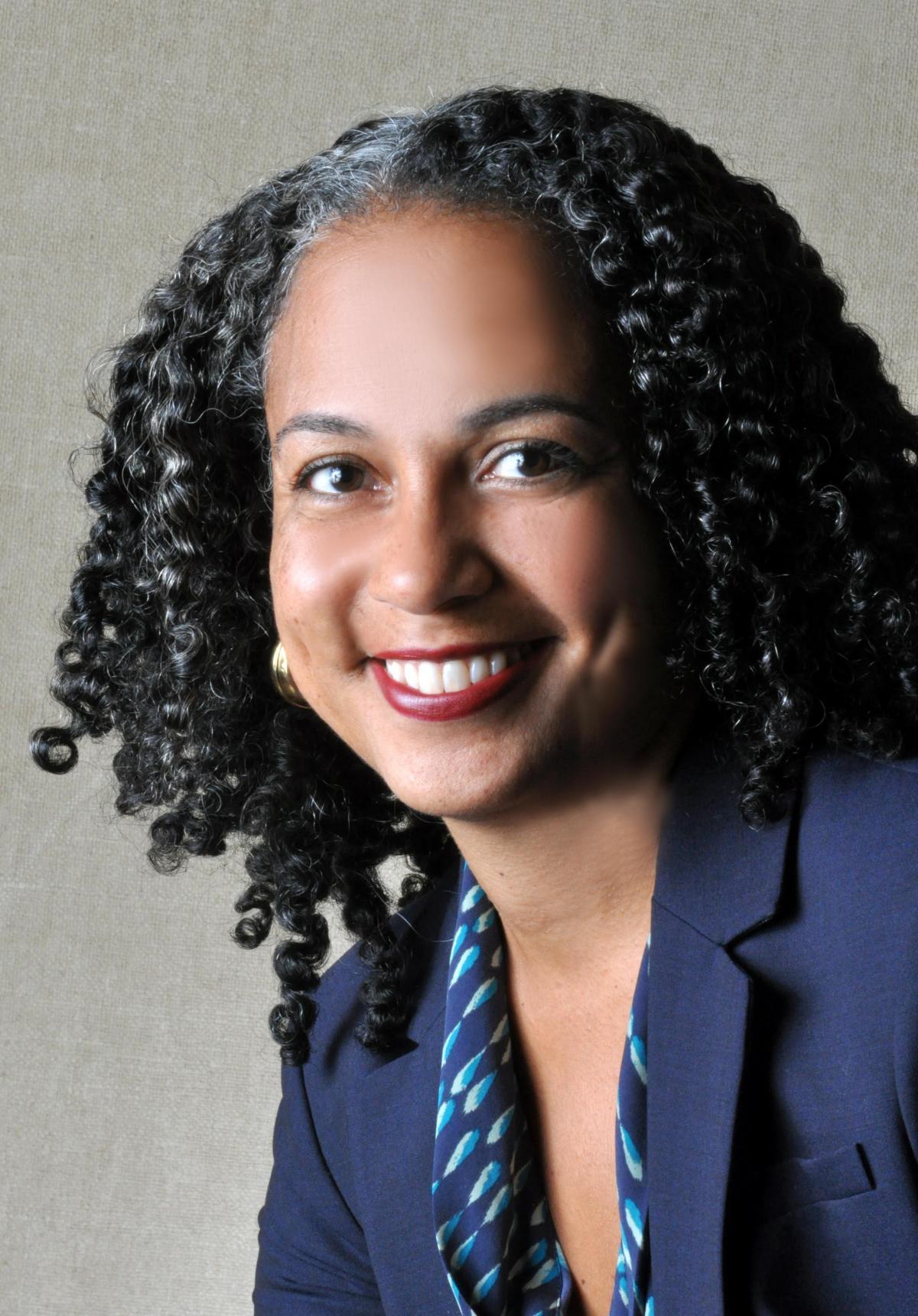 Vice Chancellor Na'ilah Nasir