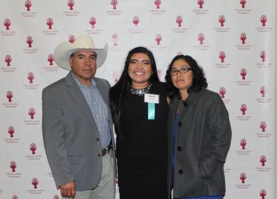 Pilar Manriquez family