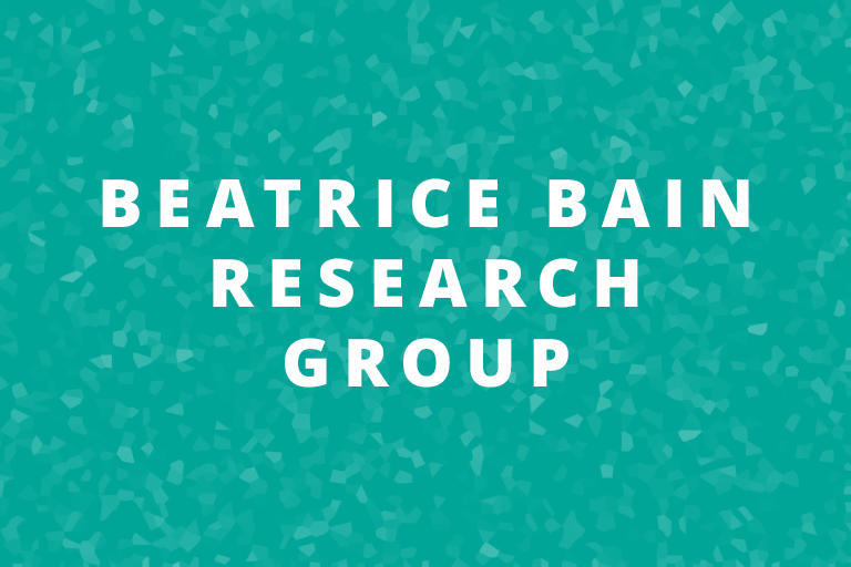 beatrice bain research group
