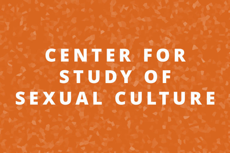 center for study of sexual culture