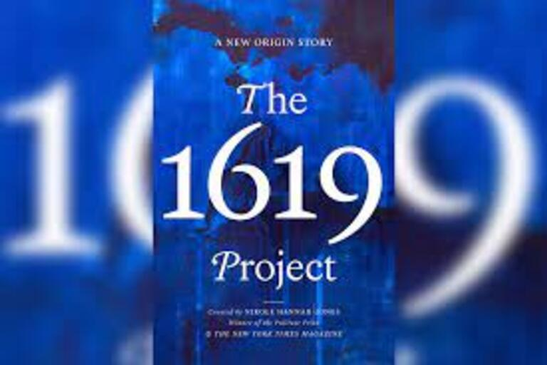 The Origin Story. The 1619 Project  - A new book of 18 essays