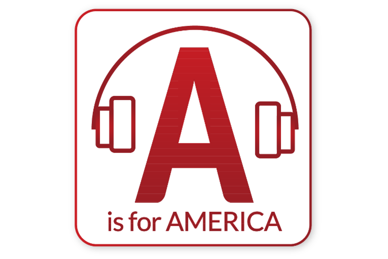 'A is for America' podcast
