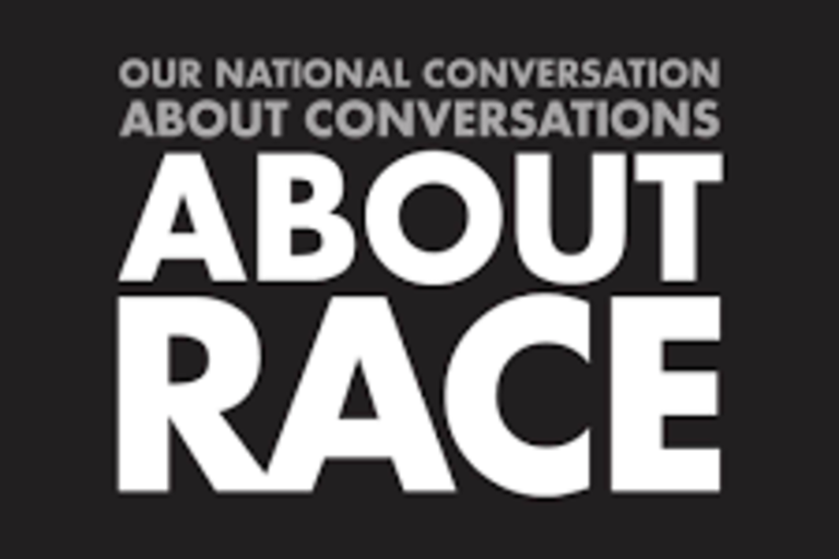 About Race - a podcast - OUR NATIONAL CONVERSATION ABOUT