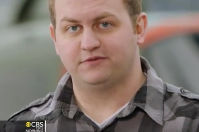 Alex Horton, a veteran of the Iraq war, writes a Note to Younger Self - from CBS News.