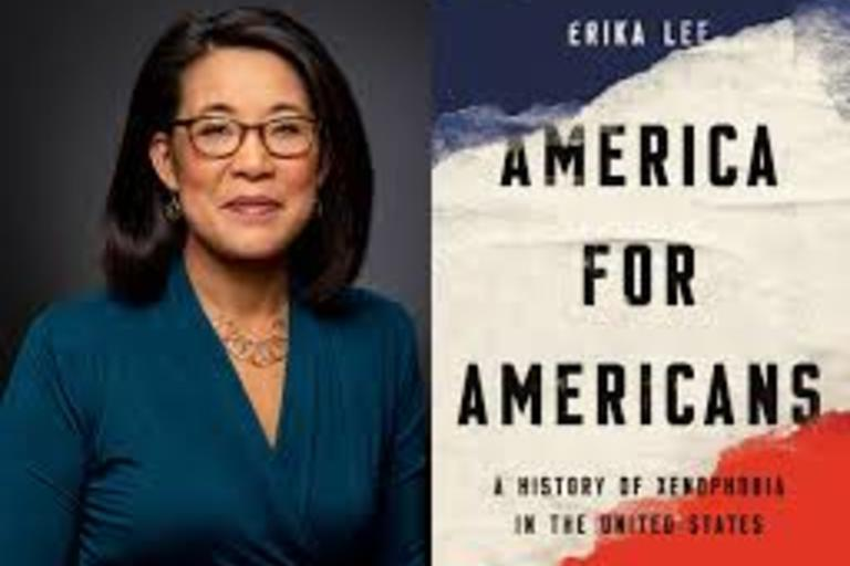 America for Americans: A History of Xenophobia in the United States by Erika Lee
