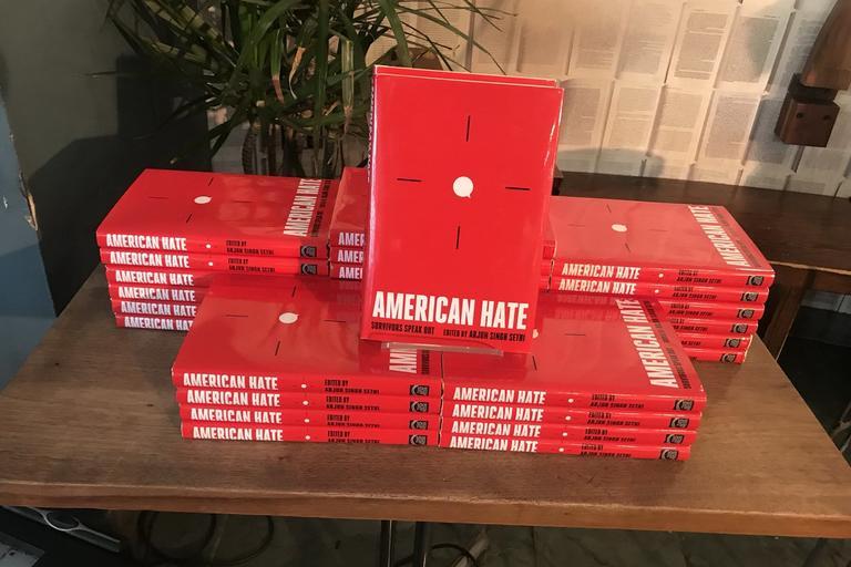 American Hate: Survivors Speak Out by Arjun Singh Sethi