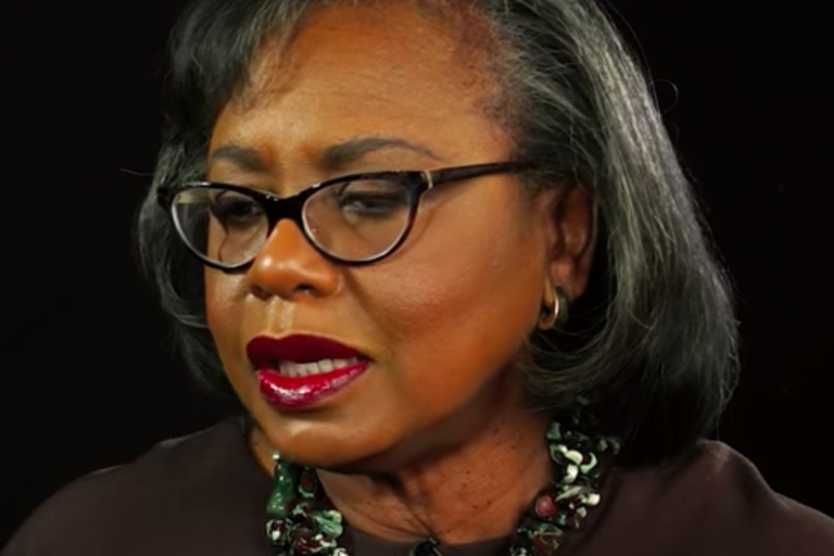 26 years after her testimony on Capital Hill, Anita Hill talks about the slow pace of change and the #MeToo campaign.
