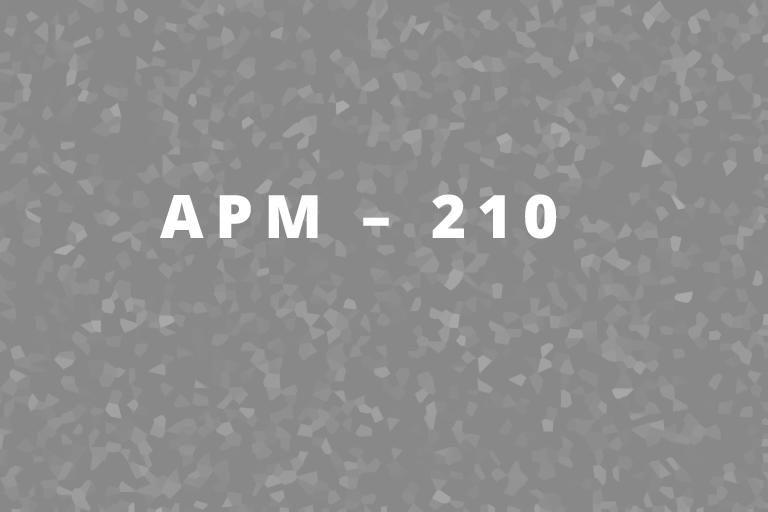 APM - 210