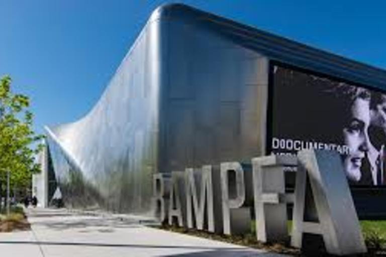 Exterior photo of BAMPFA - UC  Berkeley