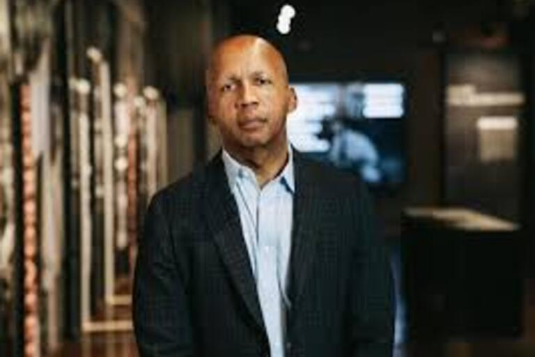 Activist and author Bryan Stevenson talking about how America can heal