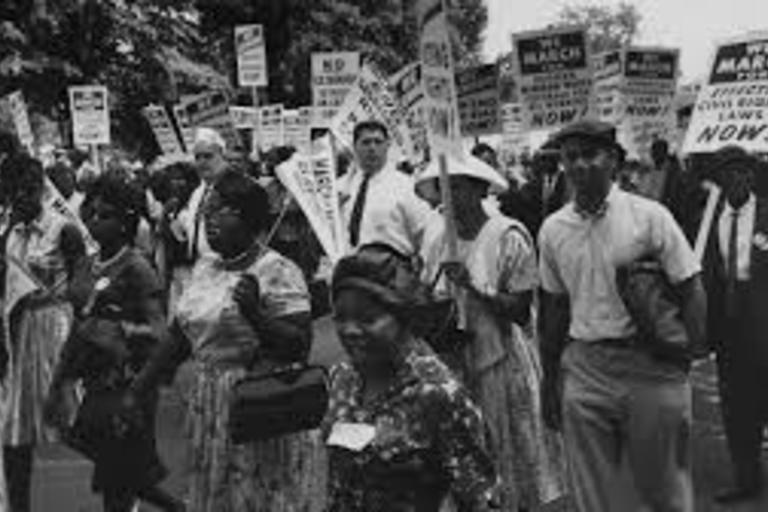 Voices of the Movement - from the Cape Up podcast - tells the stories and  reflections of some of the veterans leaders of the civil rights movement.