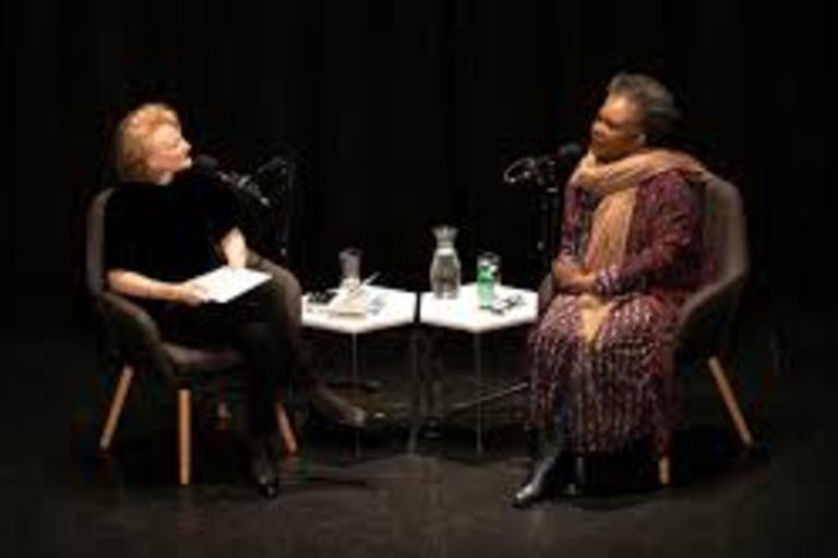 How Can I Say This So We Can Stay in This Car Together? On Being podcast with Claudia Rankine