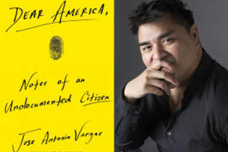 Dear America: Notes of an Undocumented Citizen. By Jose Antonio Vargas. This book is about lying and being forced to lie to get by; about passing as an American and as a contributing citizen; about families, keeping them together.