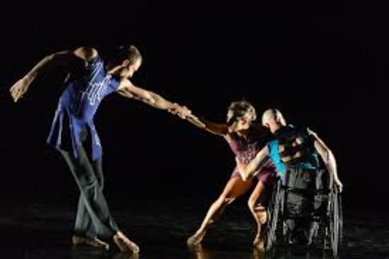 Axis Dance Company  - Divide by Marc Brew