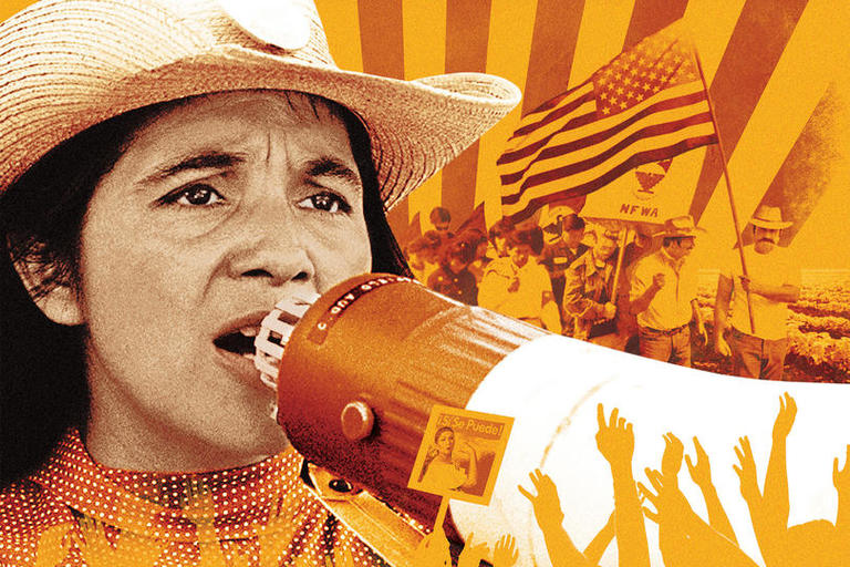 Dolores - a documentary on Dolores Huerta, activist and co-founder of the first farm workers unions with Cesar Chavez
