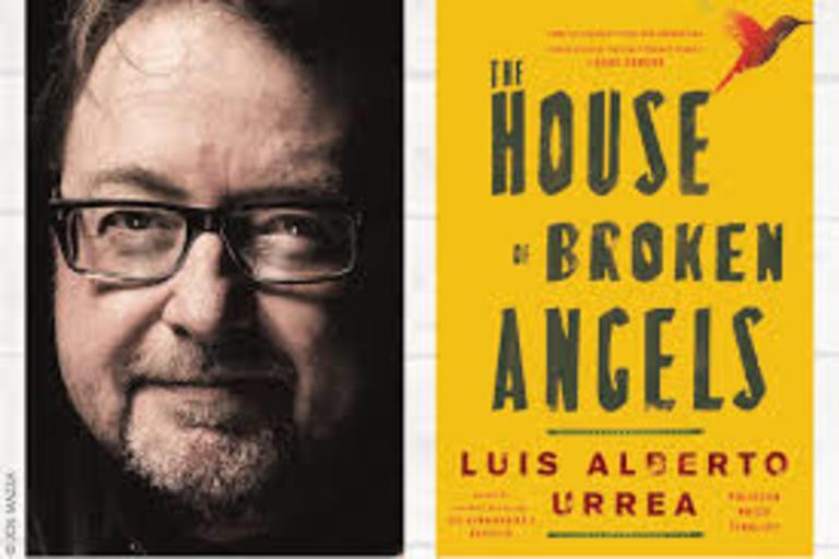 House of Broken Angels by Luis Alberto Urrea