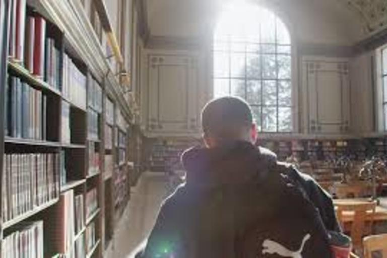 From Incarceration to Education - a documentary film about four formerly incarcerated students at UC Berkeley and their path to higher education and success.