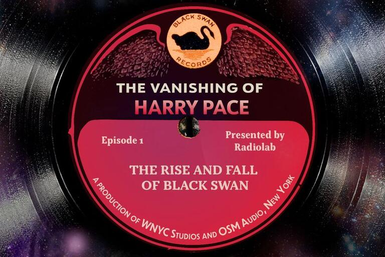 The Vanishing of Harry Pace - Radiolab podcast