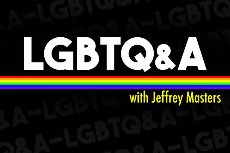 Podcast - LGBTQ&A hosted by Jeffrey Masters