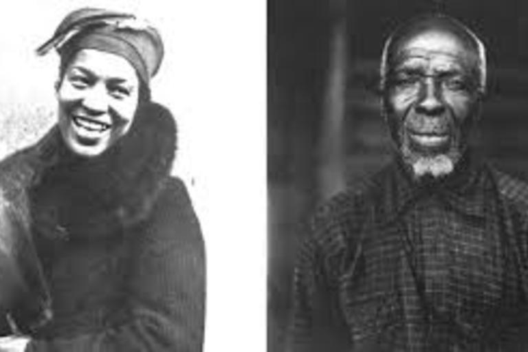 "Barracoon: The Story of the Last ""Black Cargo"" by Zora Neale Hurston - a newly published work"