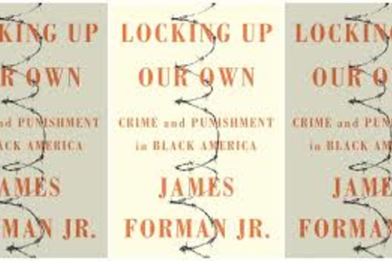 Locking Up Our Own by James Forman, Jr. James Forman, Jr. The war on crime that began in the 1970s was supported by many African American leaders in the nation's urban centers. In Locking Up Our Own, he seeks to understand why.
