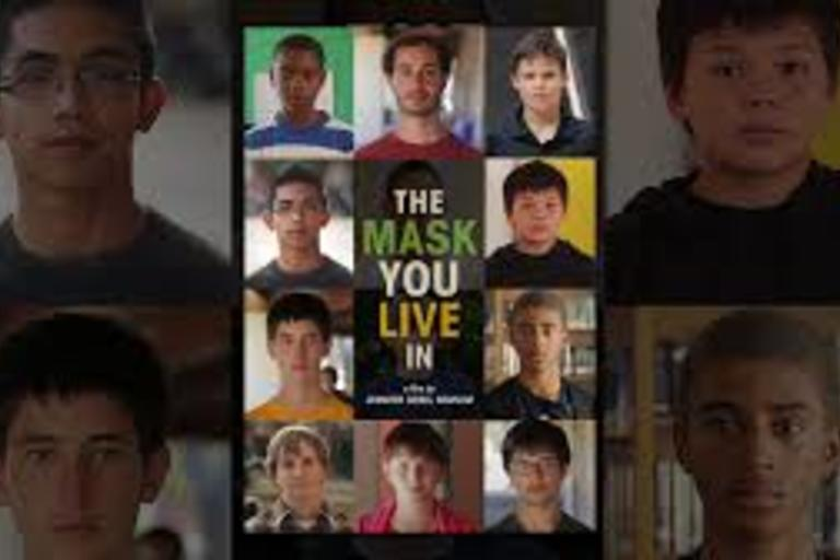 The Mask You Live In - 2015 Documentary Boys and young men struggle to stay true to themselves while negotiating America's narrow definition of masculinity.