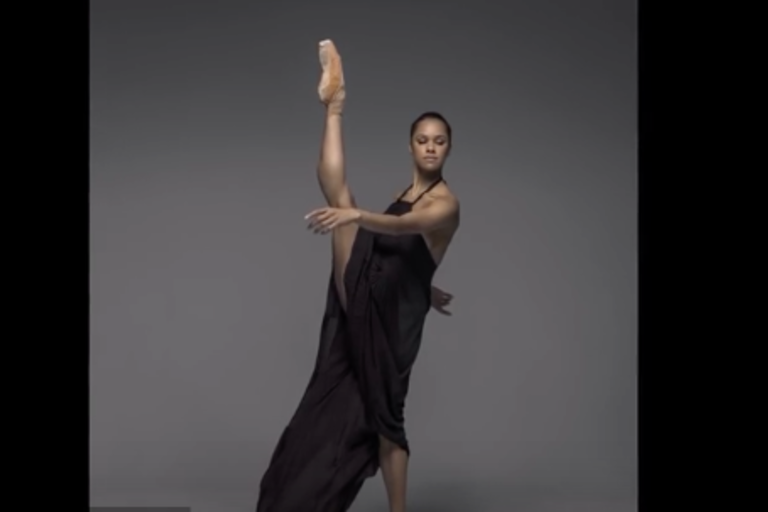 Ballerina Misty Copeland talks about her life and career on the PBS NewsHour.