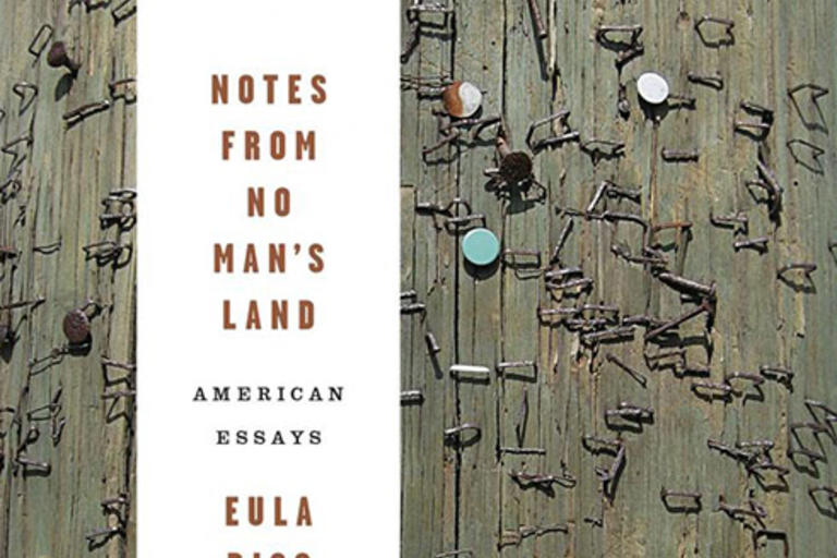 Notes from No Man's Land American Essays Eula Biss.  Winner of the 2010 National Book Critics Circle Award in Criticism Winner of the Graywolf Press Nonfiction Prize