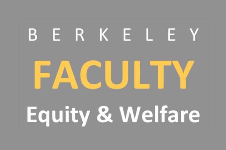 Office for Faculty Equity & Welfare