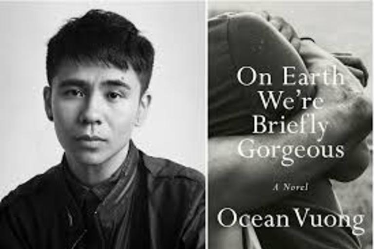 On Earth We're Briefly Gorgeous A NOVEL By OCEAN VUO