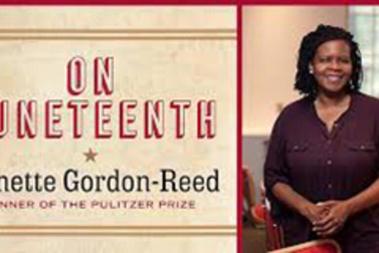 On Juneteenth by Annette Gordon-Reed