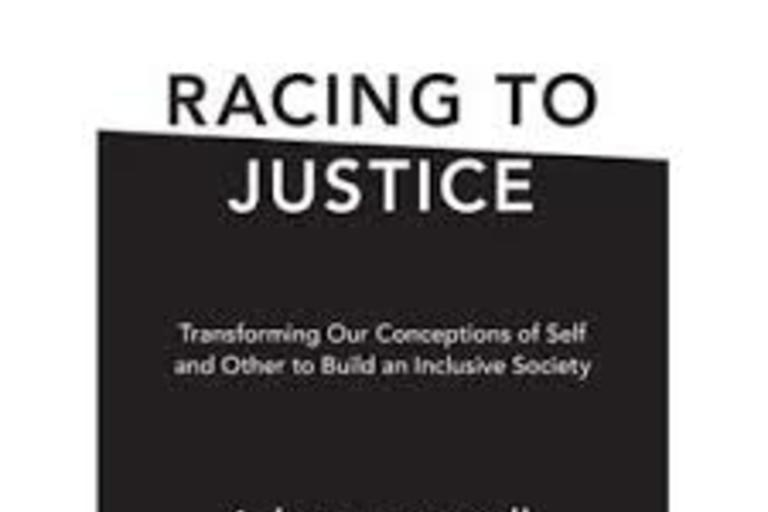 Book Cover - Racing to Justice by john a. powell.