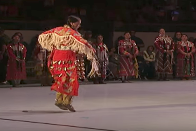 Red Dress Jingle Special - 2017 Gathering of Nations Pow Wow