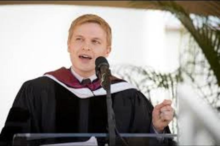 Pulitzer Prize winning journalist Ronan Farrow's 2018 Commencement Address at Loyola Marymount University.