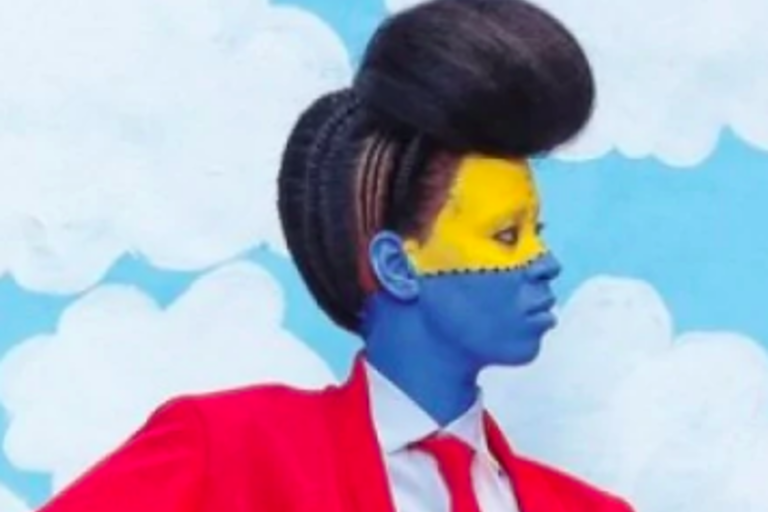 Aida Muluneh - To upend perceptions of race, this artist explores face-painting traditions and masks