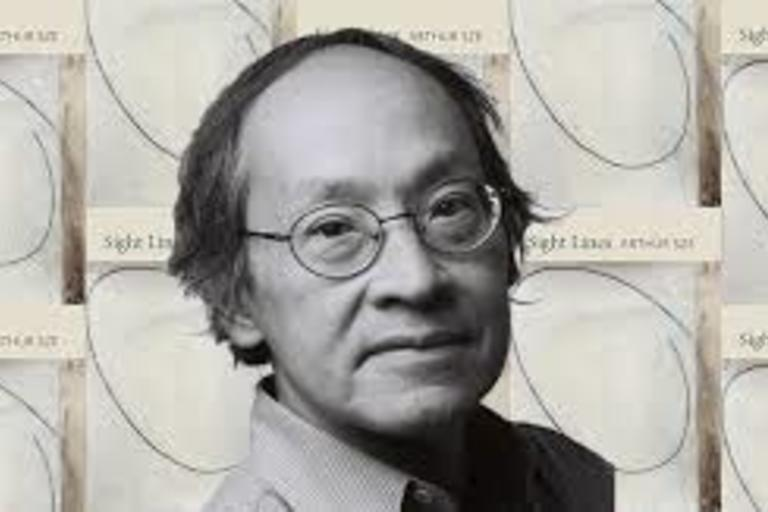Berkeley alumnus Arthur Sze won the 2019 National Book Award for Poetry for his book titled Sight Lines.