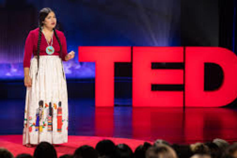 Tara Houska - TED Talk: The Standing Rock resistance and our fight for indigenous rights