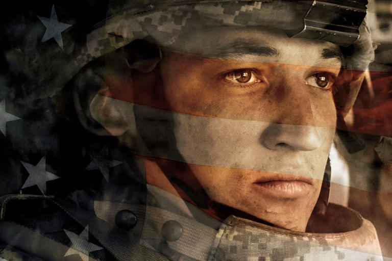 Book Cover - Thank You for Your Service by David Finkel, the story of soldiers coming home from Baghdad as they reintegrate with their families and society.