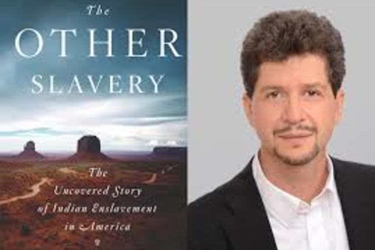 The Other Slavery: The Uncovered Story of Indian Enslavement in America by Andres Resendez. Shortlisted for the 2016 National Book Award for Nonfiction.