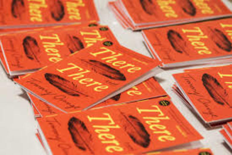 There There - A book by Tommy Orange set in Oakland, California.