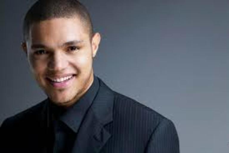 Trevor Noah talks about race and identity with NY Times correspondent John Eligon.