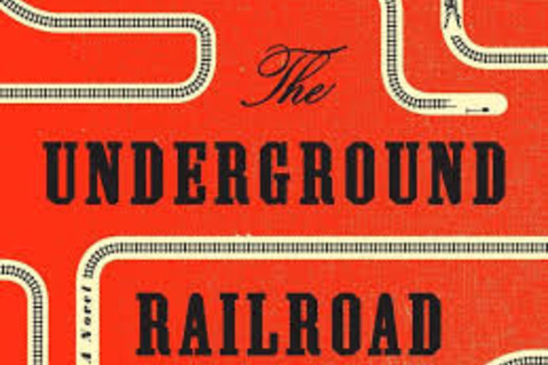 The Underground Railroad by Colson Whitehead - Awarded Pulitzer Prize and National Book Award.
