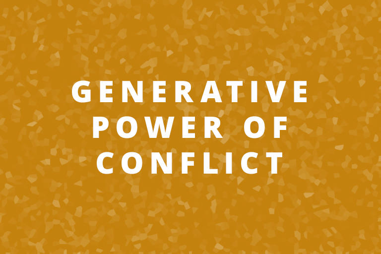 Generative Power of Conflict
