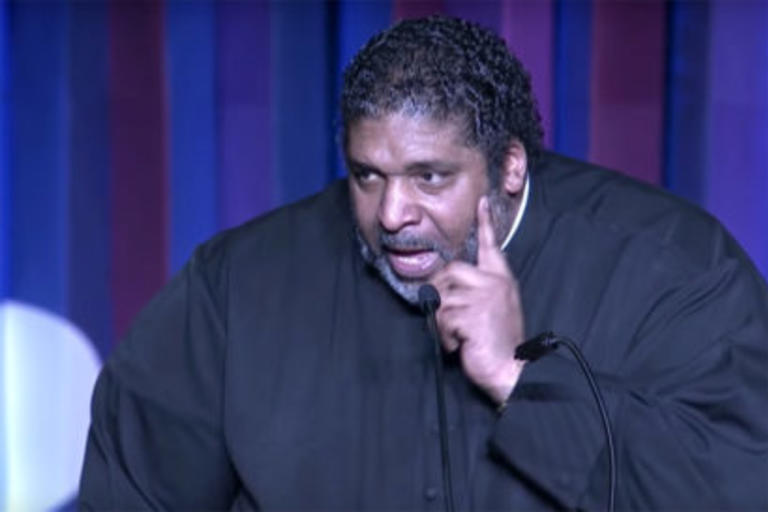 The Rev. William Barber II - 'Forward together, not one step back' - Othering and Belonging 2019 Conference Closing Keynote Address