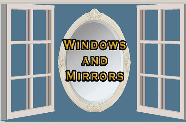 Windows and Mirrors website