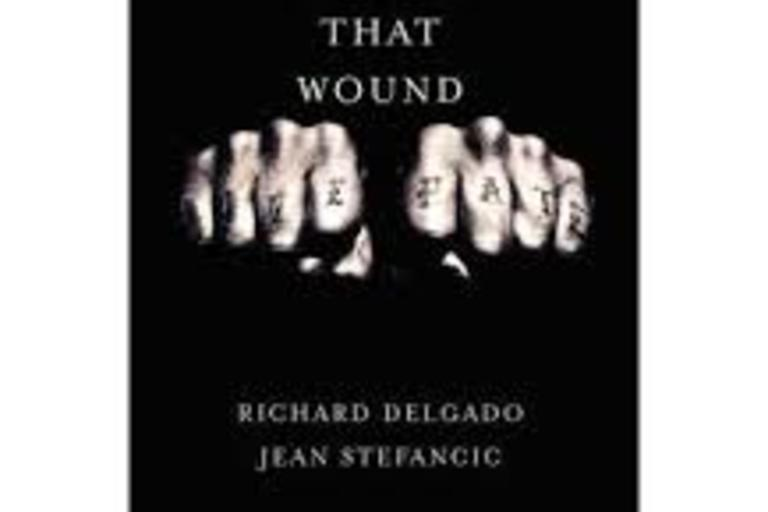 Book Cover - Understanding Words That Wound by Richard Delgado and  Jean Stefancic