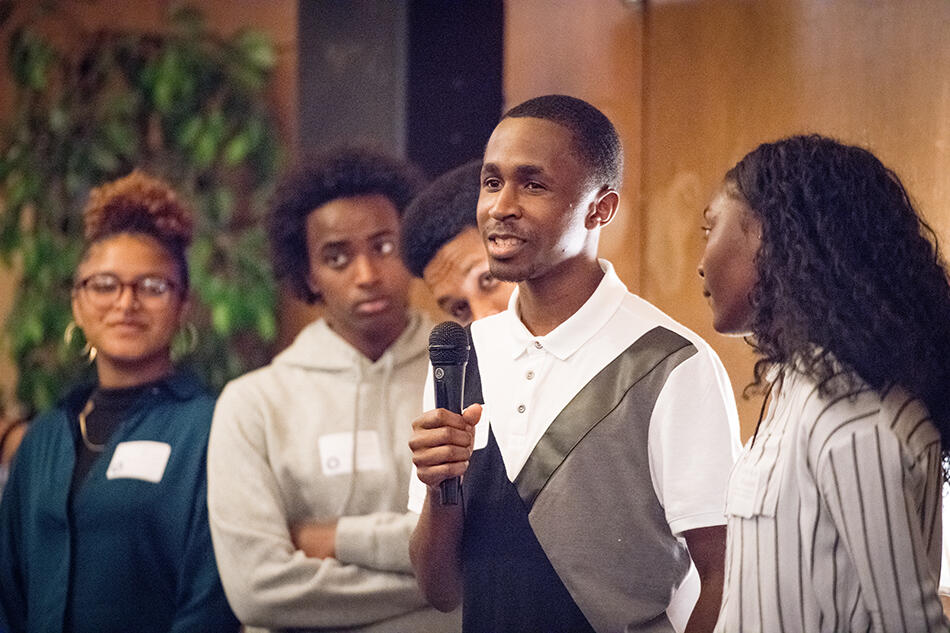 African American Initiative Scholars - Cohort 2 2019