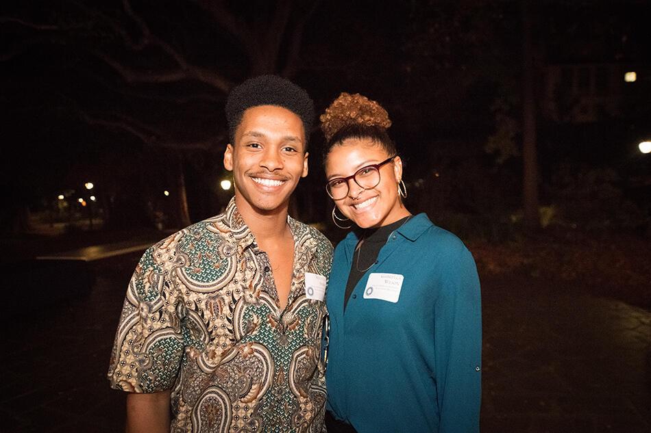 African American Initiative Scholars - Cohort 1 2018