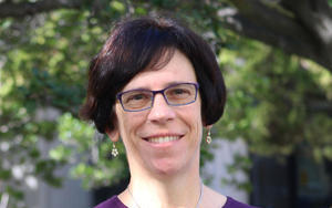 Interim Vice Chancellor for Equity & Inclusion Sharon Inkelas